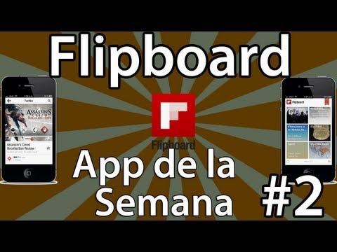 App de La Semana: Flipboard - Tus Redes Sociales en forma de revista - #2