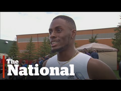 Canadian Track And Field Team Unveiled For Rio Olympics
