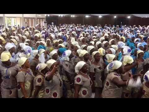 Church of God Ghana Women's Ministry Convention 2017