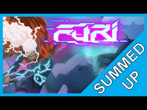 Furi | Summed Up (Story Summary | All 3 Endings)
