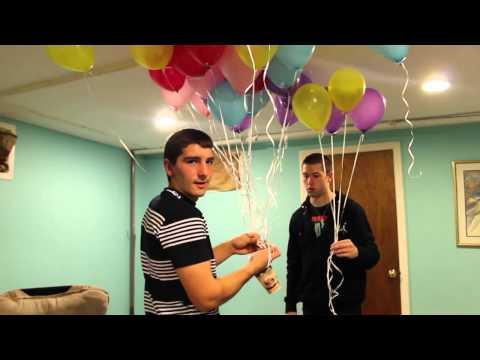 Hamster Balloon Lift