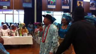 URHOBO DAY 2013 IN LONDON