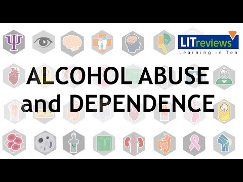 Alcohol Abuse and Dependence
