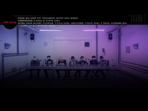 BTS (방탄소년단) - MIC Drop (Feat. Desiigner) (Steve Aoki Remix) [Legendado PT-BR]