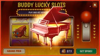 Kick The Buddy Grand Prix Collection - Unlock T-Rex,Military Laser,Tank,Aliens,Grand Piano