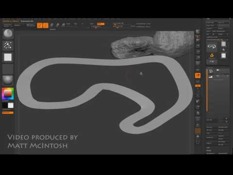 Race environment creation - Blocking out tutorial