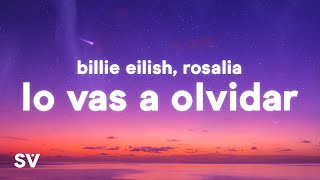 Download Billie Eilish & ROSALÍA - Lo Vas a Olvidar (Lyrics)