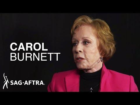 Actor to Actor: SAGAFTRA President Ken Howard s Carol Burnett