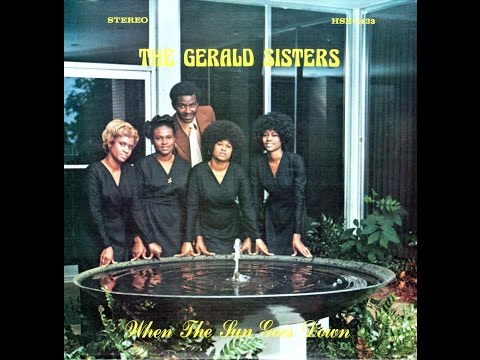 """""""Lord Send Me"""" (1974) The Gerald Sisters"""