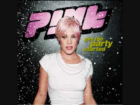 P!nk - Get The Party Started (Sweet Dreams Remix) (Feat. Redman)