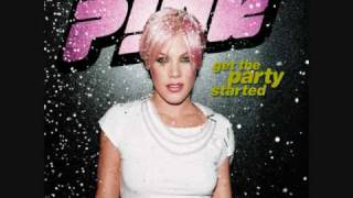 Download P!nk - Get The Party Started (Sweet Dreams Remix) (Feat. Redman) MP3 song and Music Video