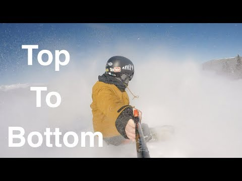 Ski Cooper - Top To Bottom - (Molly Mayfield)