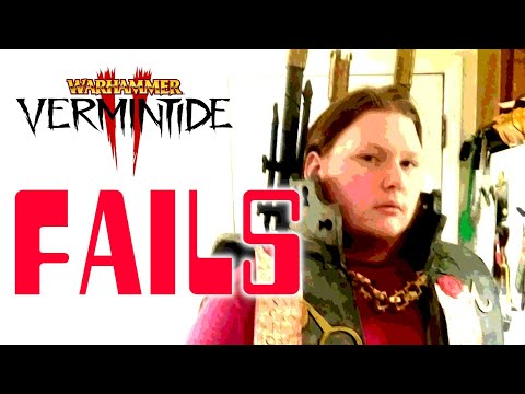 A Bad Day In Vermintide 2