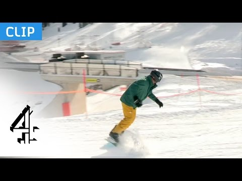 The Story of Crashes I The Jump I Channel 4