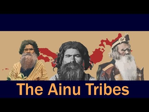 Neglected History: The Ainu tribes of Japan