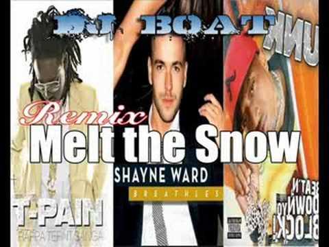 Melt the snow remix DJ BOAT