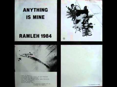 Ramleh - Anything Is Mine