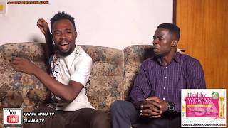 KWAKU MANU AGGRESSIVE INTERVIEW WITH QUAPPIAH