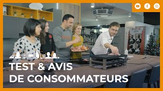 Appareil à Raclette Grill Solis 5 en 1 Type 791 - Test et Avis Conso de Thomas & nos Ambassadeurs