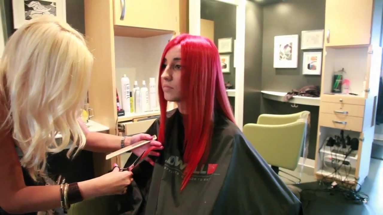 Elumen Hair Color Youtube