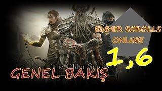 Elder Scrolls Online 1.6 Güncellemesi Genel Bakış