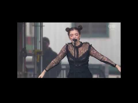 Lorde - Outside Lands 2017 - Full Performance