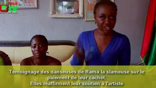 """Affaire Rama La Slameuse Et Son Clip """"Récréation"""": Ses Danseuses Réagissent Sur Leur Paiement"""