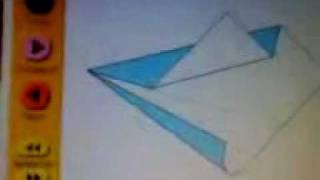 origami:Plesiosaur