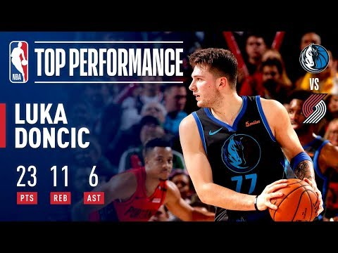 Luka Doncic's UNBELIEVABLE Shot Forces Overtime | December 23, 2018