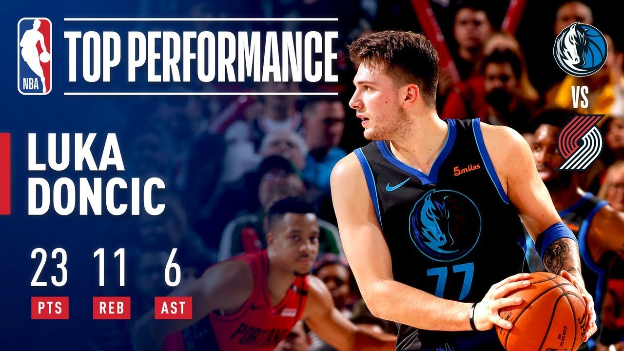 9aa11845940 Luka Doncic s UNBELIEVABLE Shot Forces Overtime