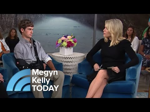 Meet The 22YearOld Who Survived An Internal Decapitation  Megyn Kelly TODAY