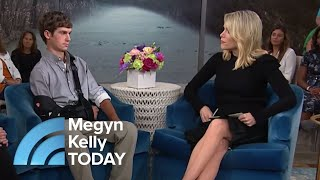 Meet The 22-Year-Old Who Survived An Internal Decapitation | Megyn Kelly TODAY