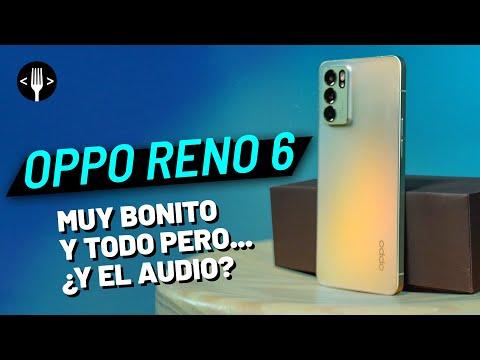 Oppo Reno6 5G: Muy bonito y todo pero... ¿vale lo que cuesta? | Reseña