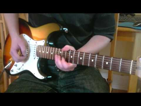 TURN IT AGAIN (Chili Peppers) - Guitar Cover