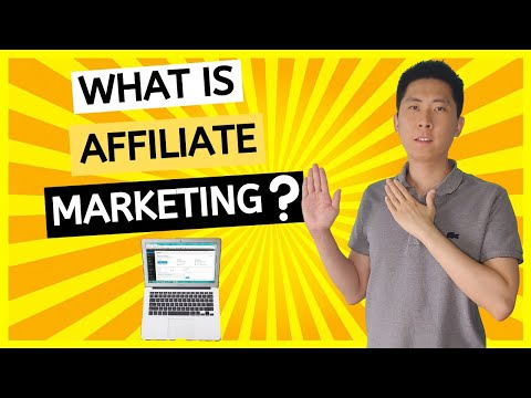 WHAT Is Affiliate Marketing and HOW You Can Make Money Online? thumbnail