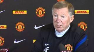 Sir Alex Ferguson on John Terry racism allegations