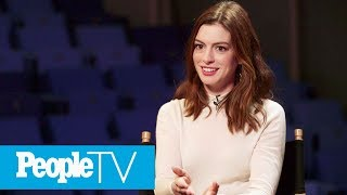 Anne Hathaway Looks Back At Making 'The Princess Diaries' | PeopleTV