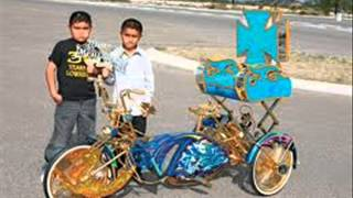 cool lowrider bikes and lowrider tricycles