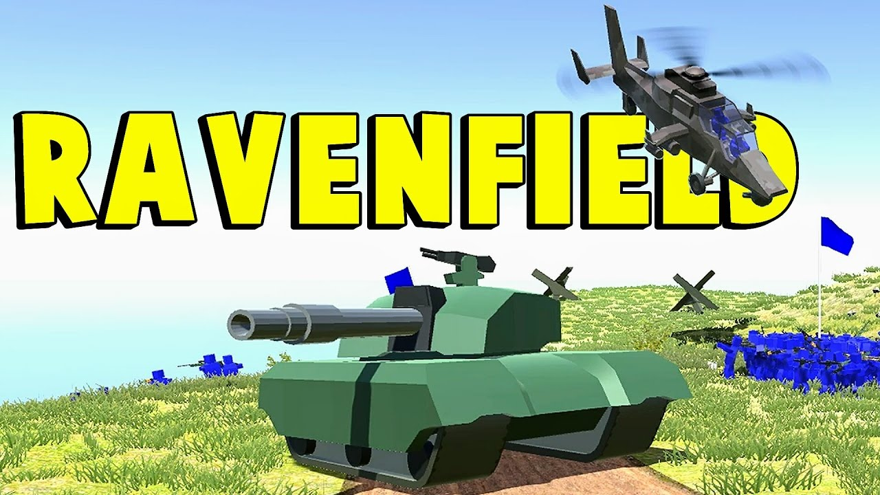 Ravenfield helicopter