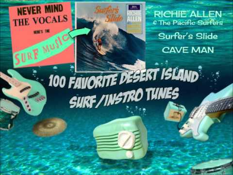 Richie Allen & The Pacific Surfers (Surfer's Slide) - Surf Man