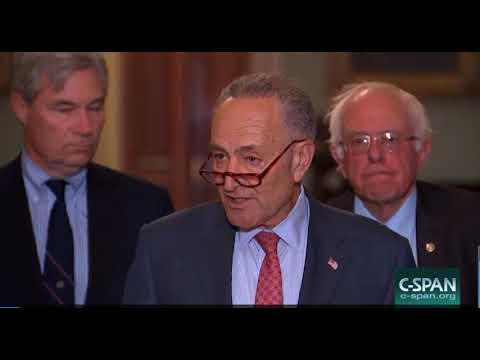 Senate Democrats Stop Trump