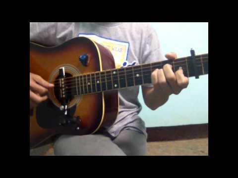 Myat Noe Thu A Twat (ျမတ္ႏိုးသူအတြက္) Rain Moe - acoustic cover