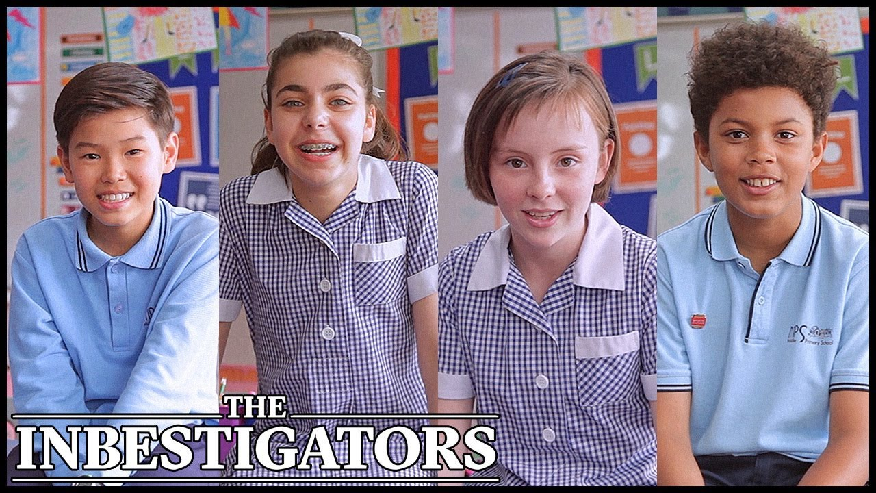 Download 60 Seconds With The Cast | The Inbestigators