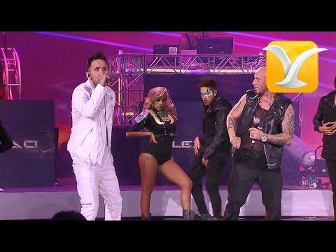 Alexis & Fido - Me quiere besar - Festival de Viña del Mar 2014 HD