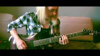 Nightwish - Over the Hills and Far Away guitar by Alex S