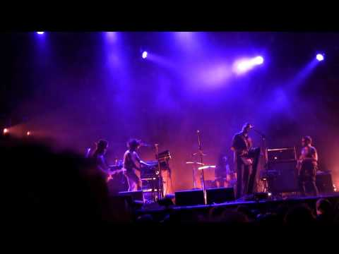 TV On the Radio DLZ 720p HD  in Brooklyn, NY on September 8, 2011