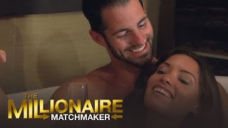 John Salley Gives Jeff Ogden Relationship Advice // Millionaire Matchmaker // Season 8