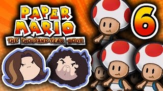 Paper Mario TTYD: Putting On a Show - PART 6 - Game Grumps