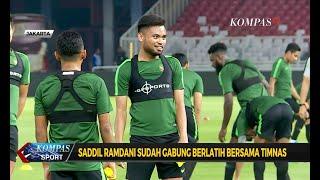 Gantikan Greg Nwokolo, Saddil Ramdani Gabung Timnas Indonesia