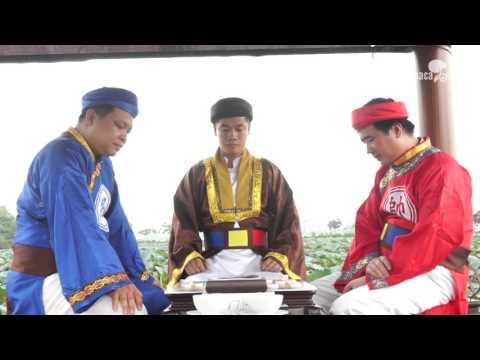 Trạng cờ đất việt: Nguyễn Thế Trí & Vũ Hữu Cường vòng 1/8